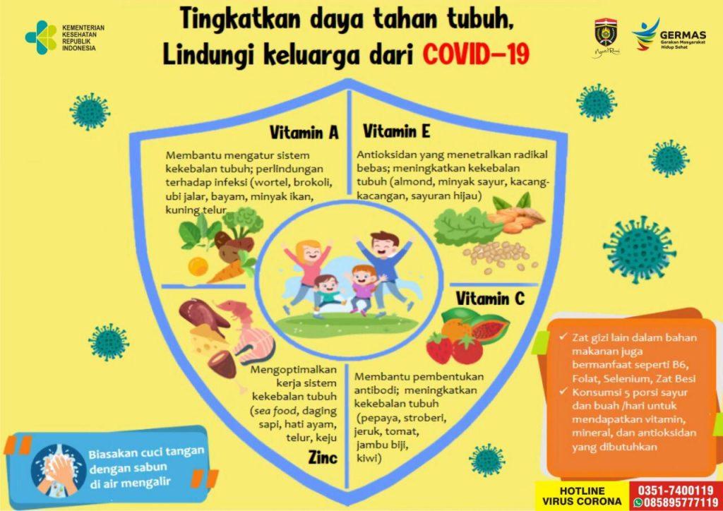 Leaflet Promosi Kesehatan Dinas Kesehatan Kabupaten Ngawi